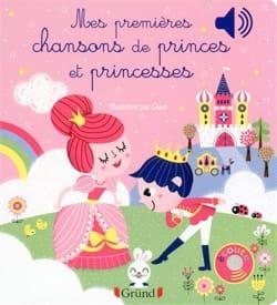 Mes premières chansons de princes et princesses GWE laflutedepan