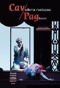 Avant-scène opéra (L'), n° 295 : Cavalleria rusticana / Pagliacci laflutedepan