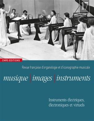 Musique, images, instruments, n° 17 Collectif Livre laflutedepan