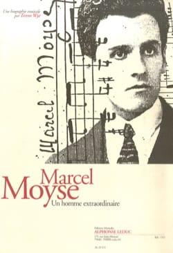 Marcel Moyse - Un homme extraordinaire Trevor WYE Livre laflutedepan