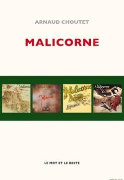 Malicorne Arnaud CHOUTET Livre Les Oeuvres - laflutedepan