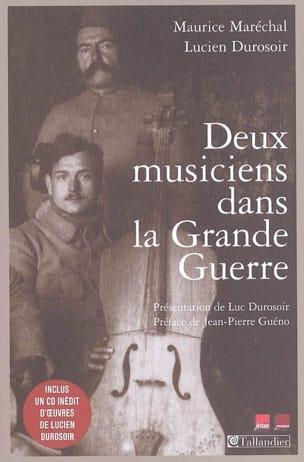 Deux musiciens dans la Grande Guerre laflutedepan