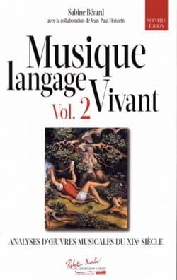 Musique langage vivant, vol. 2 - laflutedepan.com
