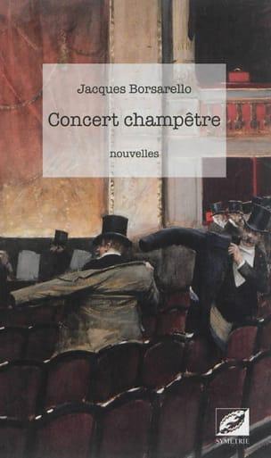 Jacques BORSARELLO - Country Concert - Livre - di-arezzo.co.uk