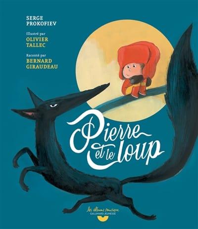 Pierre et le loup - Sergueï PROKOFIEV - Livre - laflutedepan.be