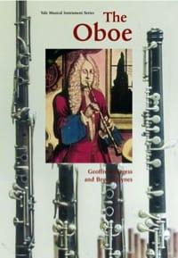 The Oboe Geoffrey BURGESS Livre Les Instruments - laflutedepan