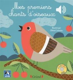 Mes premiers chants d'oiseaux Olivia COSNEAU Livre laflutedepan