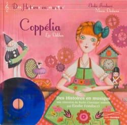 Léo DELIBES - Coppélia - Livre - di-arezzo.fr