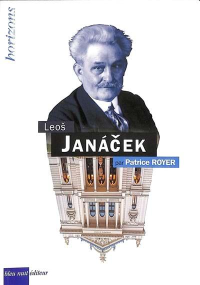 Leos Janacek - Patrice ROYER - Livre - Les Hommes - laflutedepan.com