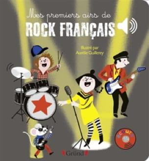Mes premiers airs de rock français - laflutedepan.com