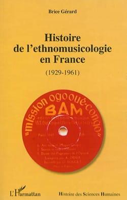 Histoire de l'ethnomusicologie en France : 1929-1961 laflutedepan