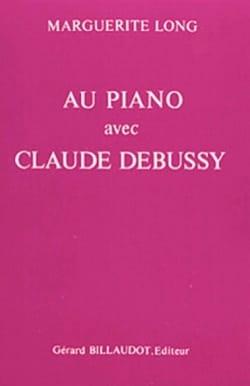 Au piano avec Claude Debussy Marguerite LONG Livre laflutedepan