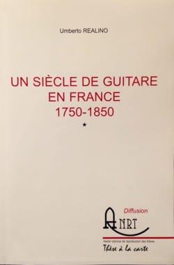 Un siècle de guitare en France (1750-1850) (2 vol) laflutedepan