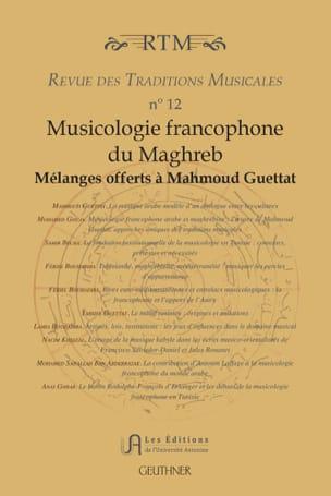 Revue des traditions musicales n°12 Revue Livre laflutedepan