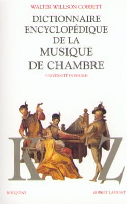 Dictionnaire de la musique de chambre, Volume 2 laflutedepan