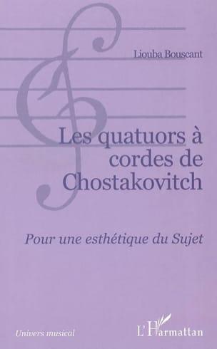 Les quatuor à cordes de Chostakovitch : pour une esthétique du sujet laflutedepan
