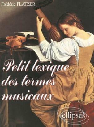 Petit lexique des termes musicaux - laflutedepan.com