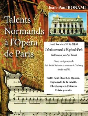 Talents normands à l'Opéra de Paris - laflutedepan.com