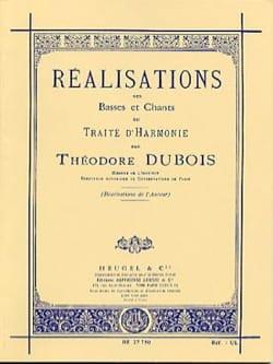 Réalisations des basses et chants du traité d'harmonie laflutedepan