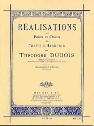 Réalisations des basses et chants du traité d'harmonie - laflutedepan.com