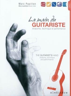 La main du guitariste : anatomie, technique et performance laflutedepan
