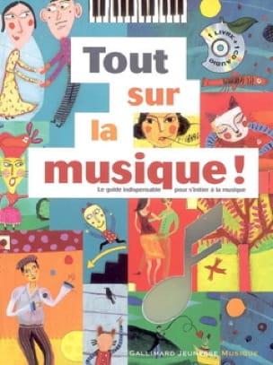 Tout sur la musique - Michaël ROSENFELD - Livre - laflutedepan.com
