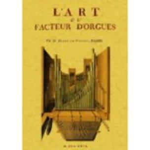 L'art du facteur d'orgues - laflutedepan.com