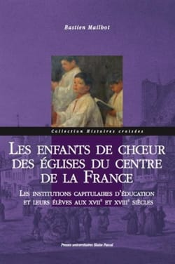 Les enfants de choeur des églises du centre de la France - laflutedepan.com