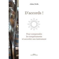 D'accords Julien WOLFS Livre Les Sciences - laflutedepan