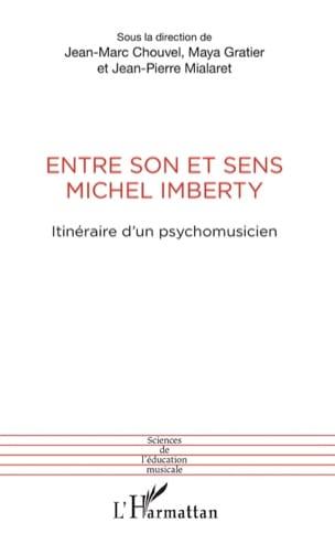 Entre son et sens : Michel Imberty Collectif Livre laflutedepan