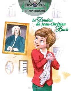 Le doudou de Jean-Chrétien Bach BIOJOUT Jean-Philippe laflutedepan