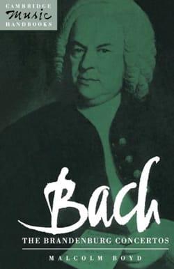 Bach : The Brandenburg Concertos - Malcolm BOYD - laflutedepan.com