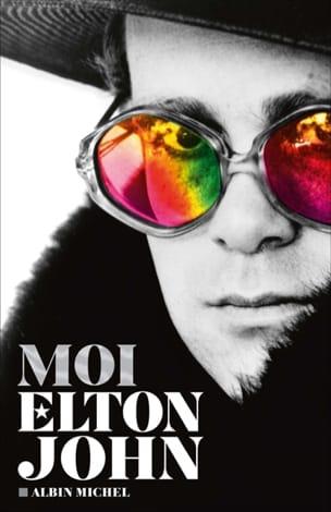 Moi, Elton John John ELTON Livre Les Oeuvres - laflutedepan