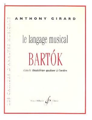 Le langage musical de Bartok dans le quatrième quatuor à cordes laflutedepan
