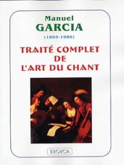 Traité complet de l'art du chant Manuel GARCIA Livre laflutedepan