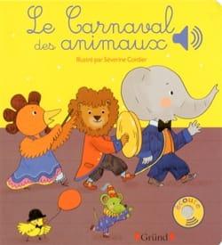Le carnaval des animaux Émilie COLLET Livre laflutedepan