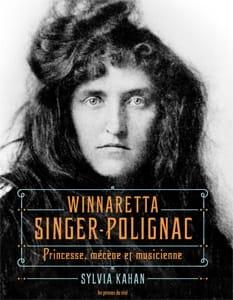 Winnaretta Singer-Polignac Sylvia KAHAN Livre laflutedepan