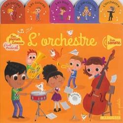L'orchestre François FOYARD Livre laflutedepan