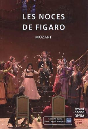 L'avant-scène opéra, n° 314 - Les noces de Figaro MOZART laflutedepan