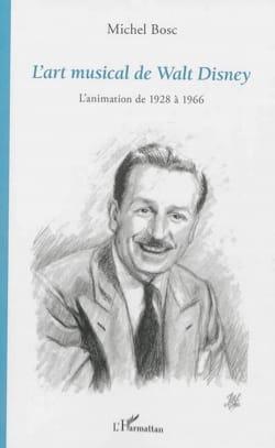 L'art musical de Walt Disney : l'animation de 1928 à 1966 laflutedepan