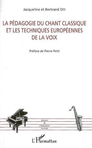 La pédagogie du chant classique et les techniques européennes de la voix laflutedepan