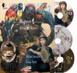 Arts et musiques dans l'histoire vol 7: Maghreb et Afrique noire laflutedepan
