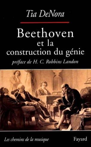 Beethoven et la construction du génie DE NORA Tia Livre laflutedepan