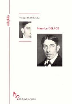 Maurice Delage RODRIGUEZ Livre Les Hommes - laflutedepan