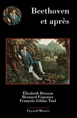 Beethoven et après BRISSON É. / FOURNIER B. / TUAL F.G. laflutedepan