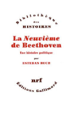 La neuvième de Beethoven : une histoire politique - laflutedepan.com