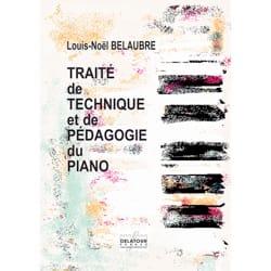 Traité de technique et de pédagogie du piano laflutedepan