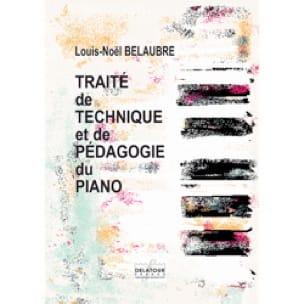 Traité de technique et de pédagogie du piano - laflutedepan.com