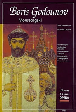 Avant-scène opéra (L'), n° 191 : Boris Godounov laflutedepan