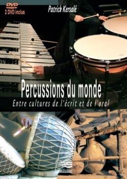 Percussions du Monde Patrick KERSALÉ Livre laflutedepan